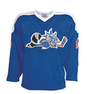 Youth Face Off Hockey Jersey
