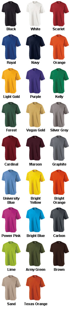 Adult Zoom T-Shirt by Holloway - All Colors