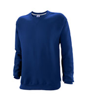Youth Russell Dri-POWER Fleece Crewneck Sweatshirt