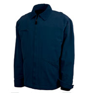 Custom Cotton Duck Collared Canyon Jacket (Tall Sizes) by Charles River Apparel Mens