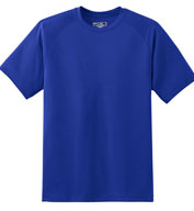 Sport-Tek® Raglan Sleeve T-Shirt with Wicking and Anti-Microbial Treatments