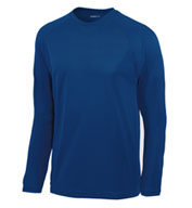 Custom Sport-Tek® Raglan Long Sleeve T-Shirt with Wicking and Anti-Microbial Treatments Mens