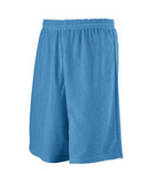 Custom Youth Long Mesh Short
