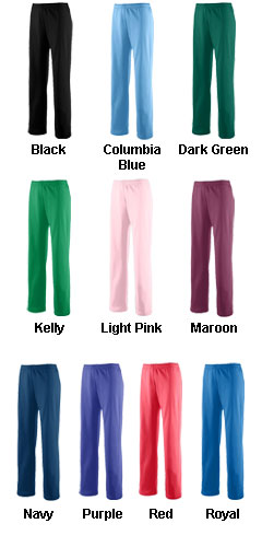 Ladies Brushed Tricot Pant - All Colors