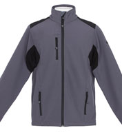 Custom Reebok Soft Shell Jacket Mens
