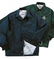 Oxford Coaches Quilted Lined Sports Jacket
