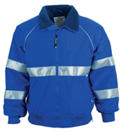 The Commander Mens Wind and Water Resistant Jacket