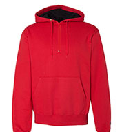 Champion 9.7 oz, 90/10 Cotton Max Quarter-Zip Hood