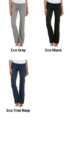 Alternative Ladies Eco Heather Wide Leg Lounge Pant - All Colors