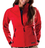 Custom Womens Mojave-W Softshell Jacket