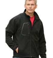 Custom Blackcomb Convertible Softshell Jacket Mens