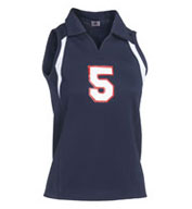 Ladies Heater Collared Volleyball Jersey