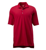Custom Adidas Golf Men�s ClimaLite® Short-Sleeve Piqué Polo