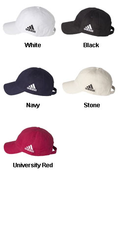 Adidas Unstructured Cresting Cap  - All Colors