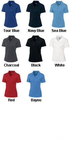 CB Drytec� Championship Polo For Ladies  - All Colors