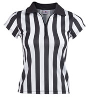 Custom Stretch Spandex Womens Referee Jersey