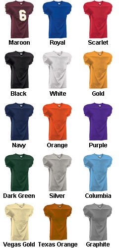 Adult Crunch Time Football Jersey - All Colors