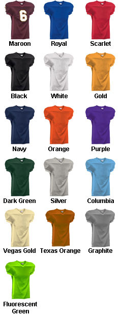 Youth Crunch Time Football Jersey - All Colors