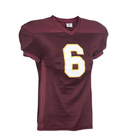 Custom Youth Crunch Time Football Jersey