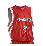 Custom Youth Downtown Reversible Basketball Jersey