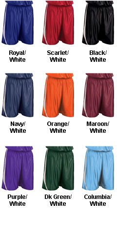 Youth Downtown Basketball Short - All Colors