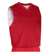 Custom Adult Mens Fadeaway Reversible Basketball Jersey