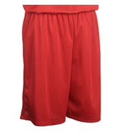 Custom Adult Fadeaway Tricot Basketball Short - 9 inch Inseam Mens