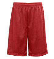 Custom Badger Adult Mesh/Tricot 11 Short Mens
