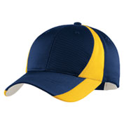 Custom Adult Dry Zone™ Nylon Colorblock Cap