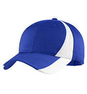 Custom Youth Dry Zone� Nylon Colorblock Cap