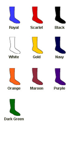 Adult All Sports Socks - All Colors