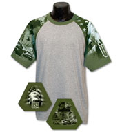 Adult Army Design Tshirt