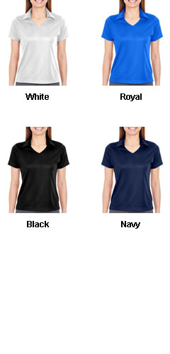 UltraClub Ladies Cool-N-Dry� Sport Polo - All Colors