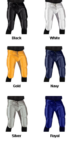 Youth  Punisher Snap Side Football Pant - All Colors