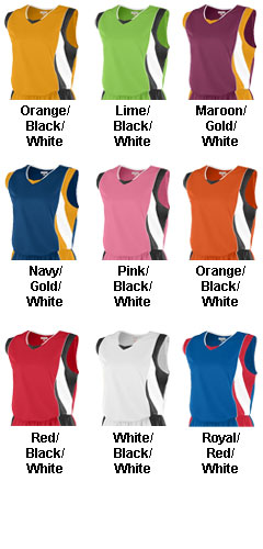 Ladies Wicking Mesh Extreme Jersey - All Colors
