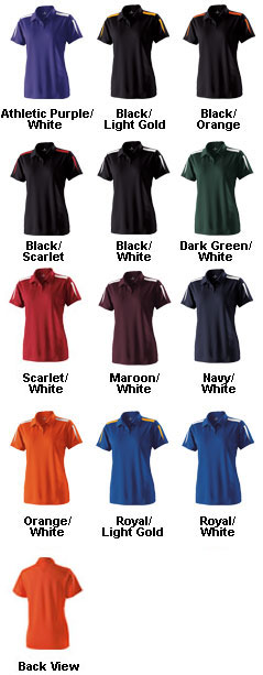 Ladies Captivate Shirt by Holloway in 13 Colors - All Colors