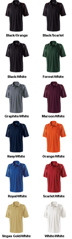 Adult Mens Kinetic Polo by Holloway - All Colors