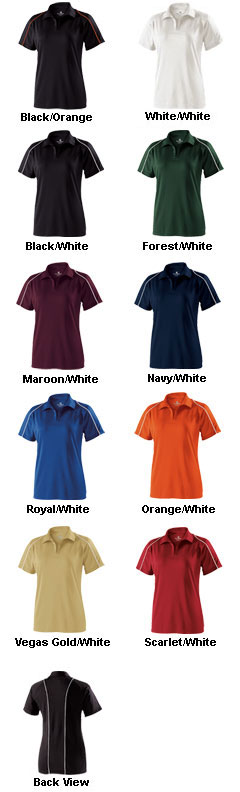 Ladies Kinetic Polo by Holloway - All Colors
