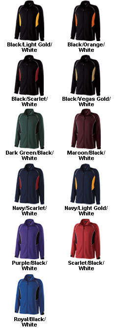 Youth Momentum Warmup Jacket - All Colors