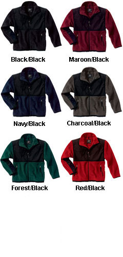 Youth Evolux� Fleece Jacket by Charles River Apparel - All Colors