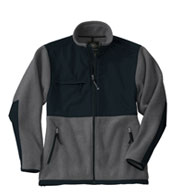 Custom Youth Evolux™ Fleece Jacket by Charles River Apparel