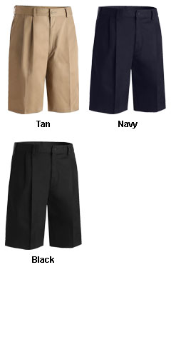 Mens Pleated Short - All Colors