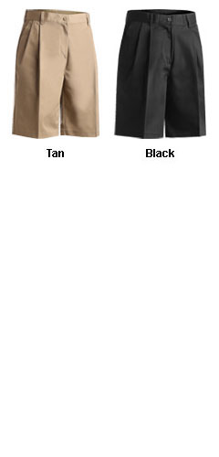 Misses Pleated Utility Short - All Colors