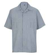 Custom Mens Jr. Cord Service Shirt