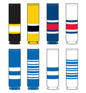 Custom Adult Hockey Socks