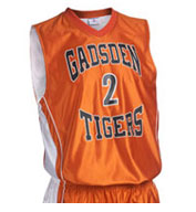 Custom Womens Reversible Dazzle Basketball Jersey