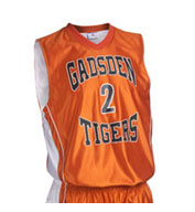 Youth Reversible Dazzle Basketball Jersey