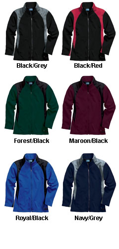 Womens Hexsport Bonded Jacket by Charles River Apparel - All Colors