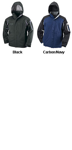 Columbia Z-clip Parka - All Colors
