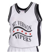 Custom Womens Jammer Series Basketball Jersey